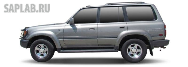Проставки для Toyota Land Cruiser 80