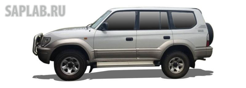 Проставки для Toyota Land Cruiser Prado 95