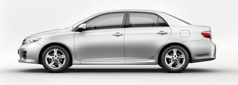 Проставки для Toyota Corolla 150