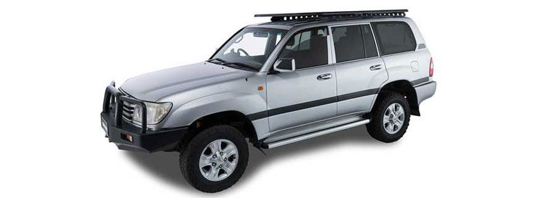 Проставки для Toyota Land Cruiser 105