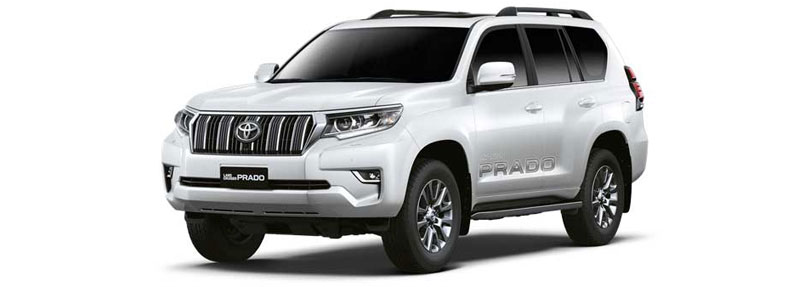 Проставки для Toyota Land Cruiser Prado 150
